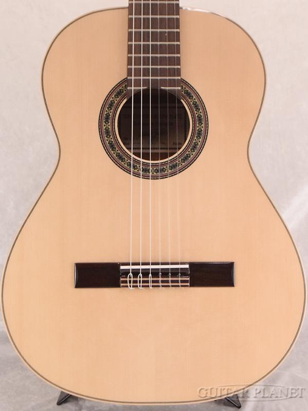 松/マホガニー Sanchez Antonio Estudio-2/63 Spruce 新品[アントニオサンチェス][スペイン製][Classic Guitar,クラシックギター] 630mm