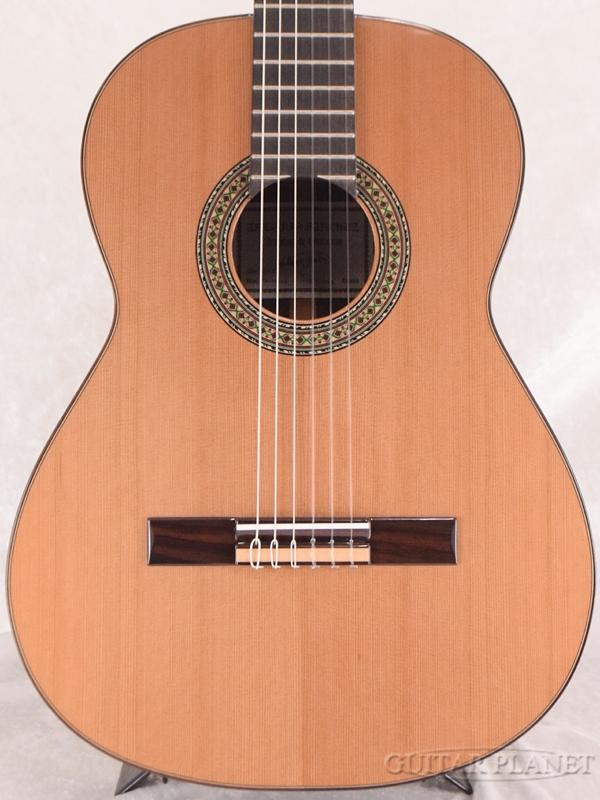Antonio 新品[アントニオサンチェス][スペイン製][Classic 杉/ローズウッド Profesor-1/63Cedar 630mm Sanchez Guitar,クラシックギター]