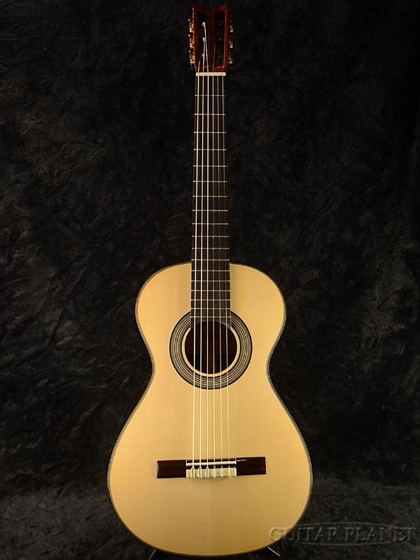 【純正ハードケース付属】Aria A19C-100N 19th Century-Style 新品[アリア][Spruce,スプルース][Classic Guitar,クラシックギター,Flamenco,フラメンコ][A19C]