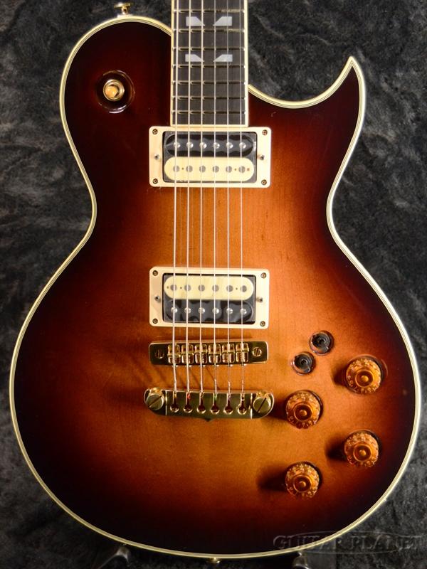 Aria Pro II PE-R100 -SA- 新品[アリアプロ2][国産][Sunburst,サンバースト][Les Paul,レスポールタイプ][Electric Guitar,エレキギター]