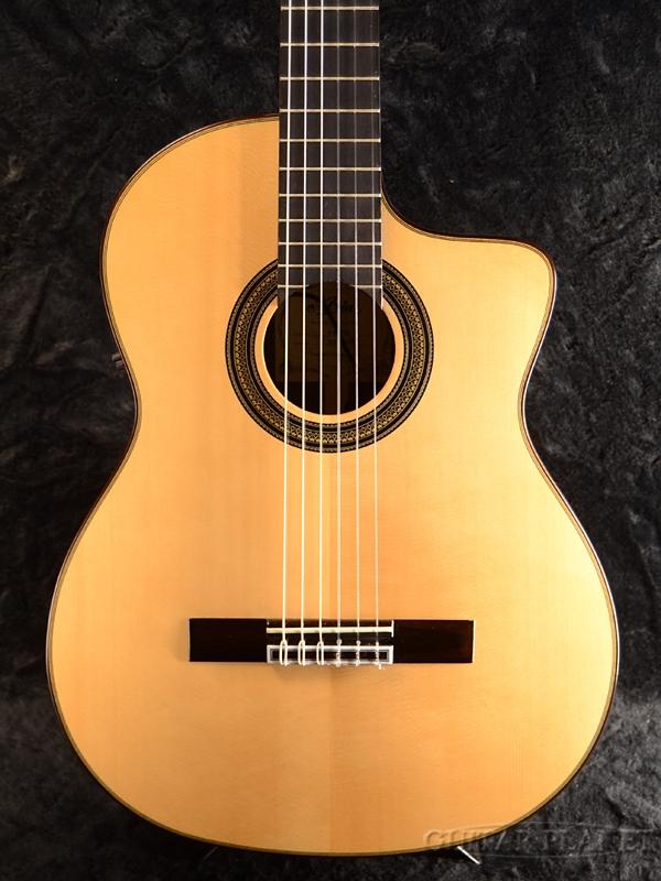 Aria A-60CWE エレガット[アリア][Electric Acoustic Guitar,エレアコ,アコギ,アコースティックギター,Folk Guitar,フォークギター]