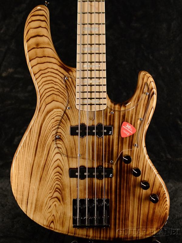 【当店カスタムオーダー】ATELIER Z Beta4 Custom -Natural Burner/Maple- 新品[アトリエZ][国産][ナチュラル][Burner加工][ジャズベースタイプ,Jazz Bass,JB][Electric Bass,エレキベース]