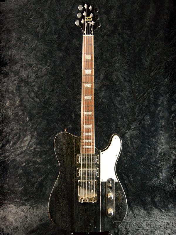 【7月限定大特価!!】b3 Phoenix -Black and Tan- 新品[Telecaster,TL,テレキャスタータイプ][スルーネック][ブラックアンドタン][ジーン・ベイカー][Electric Guitar,エレキギター]