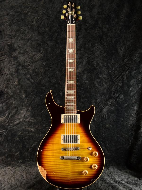 【7月限定大特価!!】【当店カスタムオーダー品】b3 SL Deluxe -2TSB- 新品[ジーン・ベイカー][2トーンサンバースト][Electric Guitar,エレキギター]