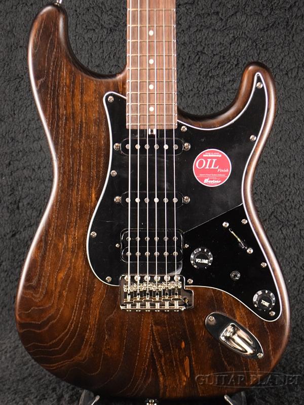 Bacchus G-STUDIO ASH/FS BR-OIL 新品[バッカス][ハンドメイドシリーズ][ブラウンオイル,茶色][Stratocaster,ストラトキャスター][Electric Guitar,エレキギター]