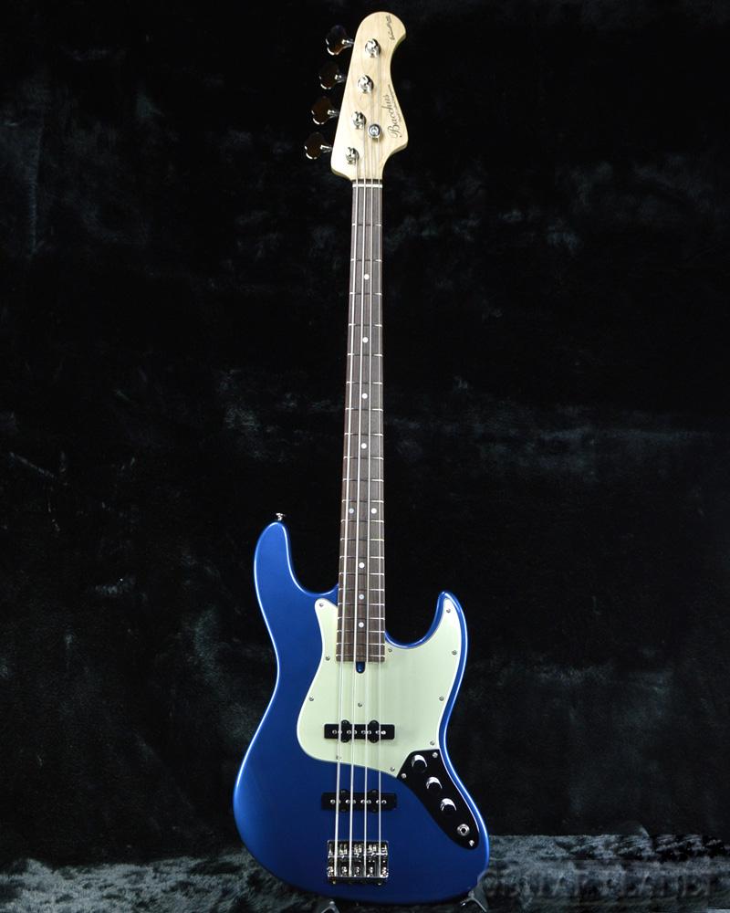 Bacchus Craft Series WL4-ALD DLPB 新品[バッカス][国産][Jazz Bass,ジャズベースタイプ][Lake Placid Blue,青][Electric Bass,エレキベース]