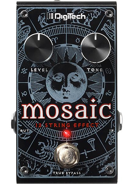 DigiTech Mosaic 12 String Effect 新品 12弦サウンド[デジテック][モザイク][12弦][Effector,エフェクター]
