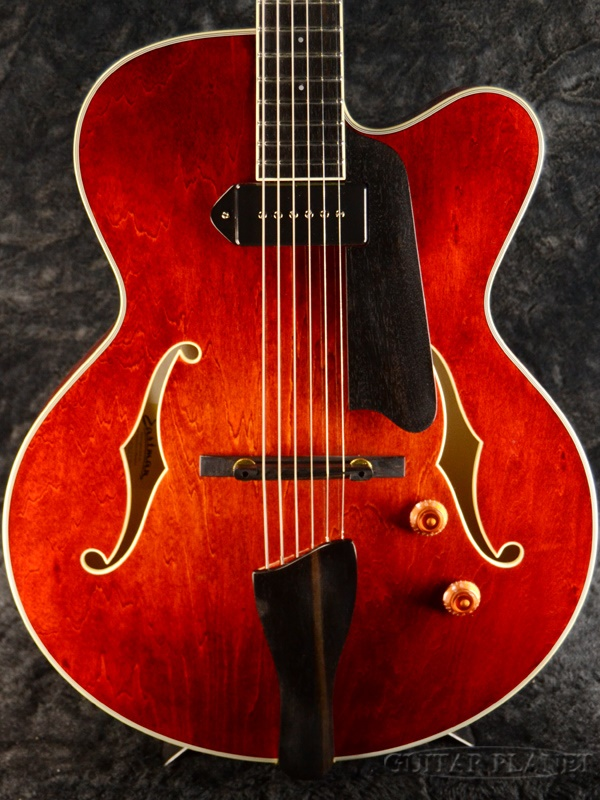 Eastman AR-403CE P-90 -Antique Red- 新品[イーストマン][レッド,赤][フルアコ][Electric Guitar,エレキギター]