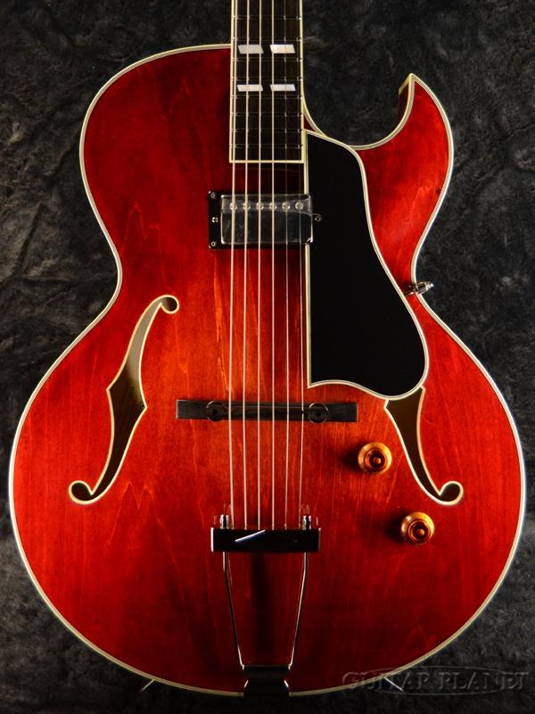 Eastman AR-175CE Antique Red 新品[イーストマン][AR175CE][アンティークレッド,赤][フルアコ][Electric Guitar,エレキギター]