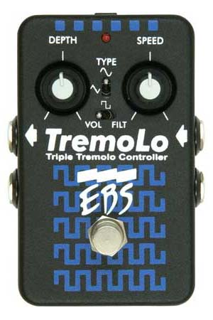 EBS TremoLo 新品 トレモロ[Bass,ベース用][Effector,エフェクター]