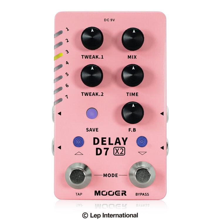 リンク:D7 X2 DELAY