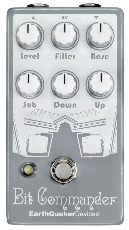 Earth Quaker Devices Bit Commander 新品 アナログギターシンセサイザー [アースクエイカーデバイセス][ビットコマンダー][Synthesizer][Effector,エフェクター]