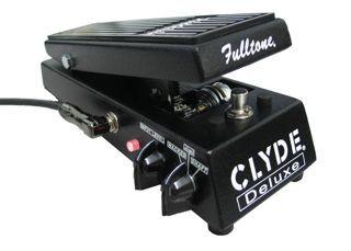 Fulltone CLYDE deluxe wah 新品 ワウペダル [フルトーン][クライドデラックス][Effector,エフェクター]
