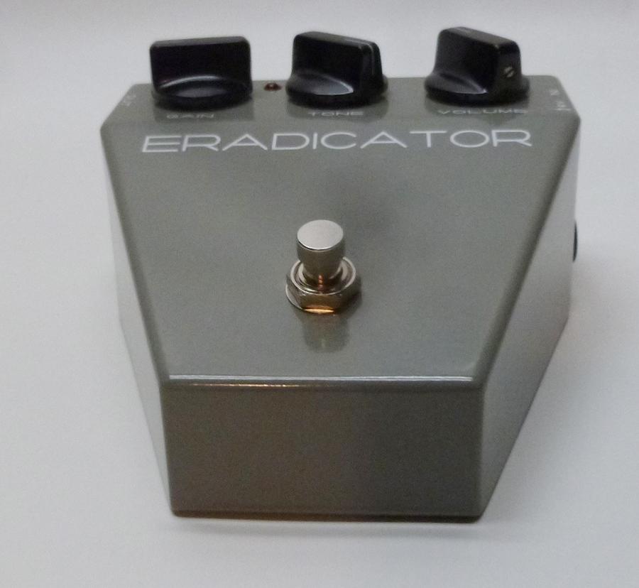 Satellite Amplifiers ERADICATOR 新品 オーバードライブ/ディストーション[サテライトアンプリファイアーズ][エラディケーター][Overdrive,Distortion][Effector,エフェクター]