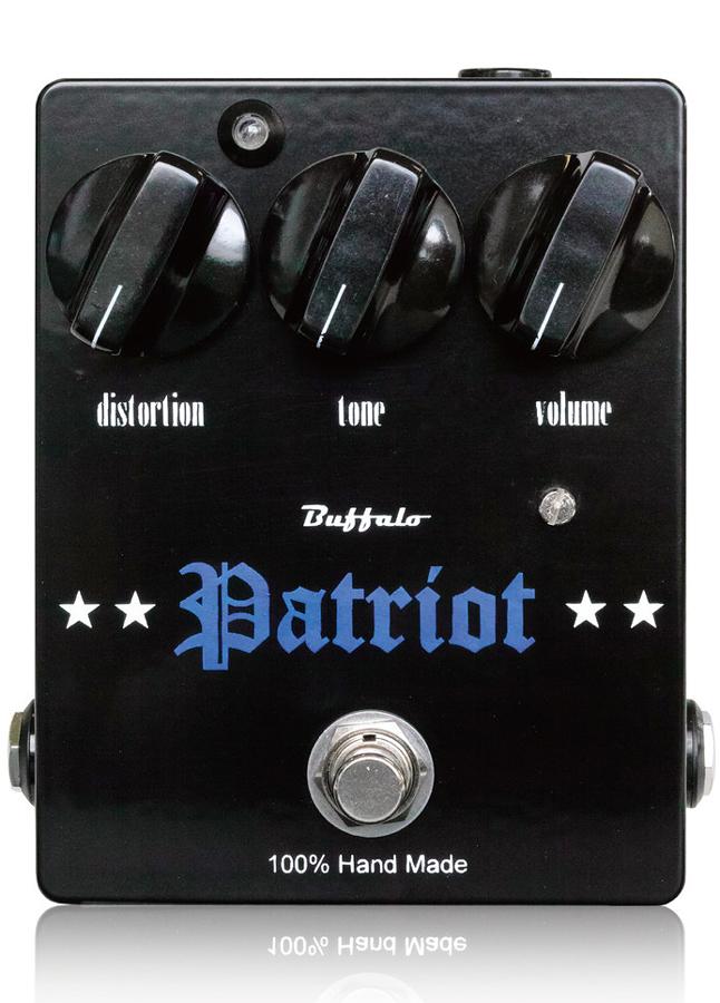 若者の大愛商品 Buffalo fx/ Patriot Patriot fx 新品/ ディストーション[バッファロー][パトリオット][Distortion][Effector,エフェクター], ECカレント:52ae3a8a --- canoncity.azurewebsites.net