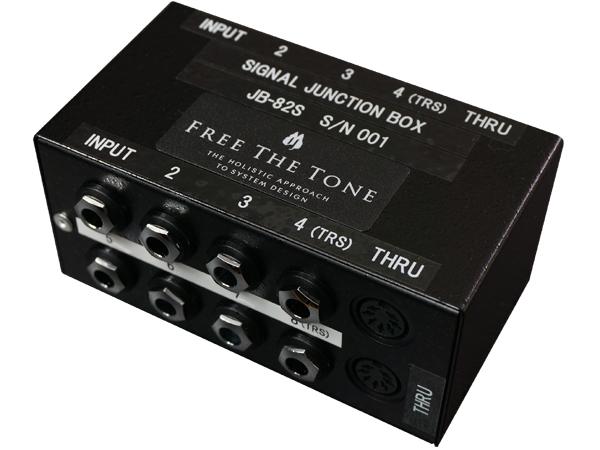 FREE THE TONE JB-82S 新品 [フリーザトーン][Junction Box,ジャンクションボックス][Effector,エフェクター]