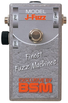 BSM J-Fuzz 新品 ファズ[Effector,エフェクター]
