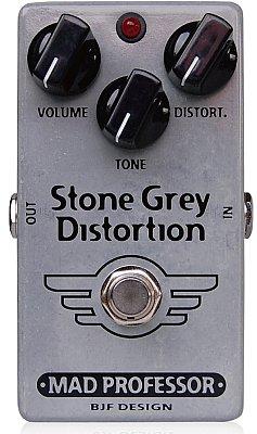 MAD PROFESSOR New Stone Grey Distortion 新品 ディストーション [マッドプロフェッサー][ニュー][ストーングレー][Distortion][Effector,エフェクター]