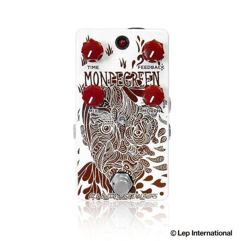 Old Blood Noise Endeavors Mondegreen Delay 新品[オールドブラッドノイズエンフェヴァース][モンデグリーンディレイ][ディレイ,Echo,エコー][Effector,エフェクター]