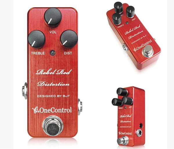 【初回限定】 One Control Rebel Rebel One Red Control Distortion 新品[ワンコントロール][オーバードライブ,ディストーション][レブルレッド][Effector,エフェクター], 白河ラーメン:736c9143 --- hi-tech-automotive-repair.demosites.myshopmanager.com