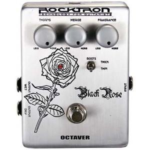 Rocktron Black Rose 新品 オクターバー[ロックトロン][ブティック][ブラックローズ][Effector,エフェクター]