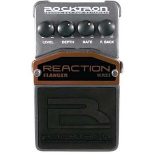 Rocktron Reaction Flanger 新品 フランジャー[ロックトロン][リアクション][Effector,エフェクター]