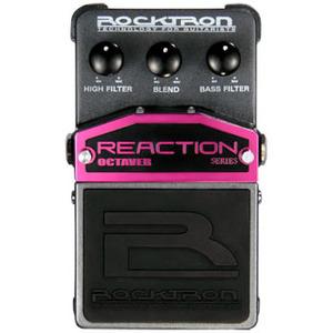 Rocktron Reaction Octarver 新品 オクターバー[ロックトロン][リアクション][Effector,エフェクター]