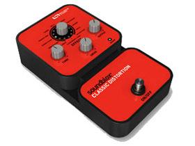Source Audio SA124 Classic Distotion 新品[ソースオーディオ][ディストーション][Effector,エフェクター]