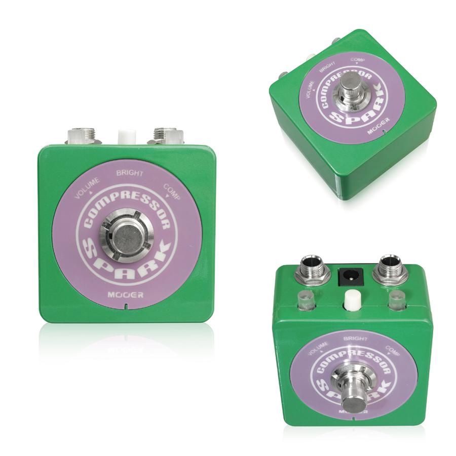 MOOER Spark Compressor 新品 コンプレッサー [ムーア][スパーク][Effector,エフェクター]