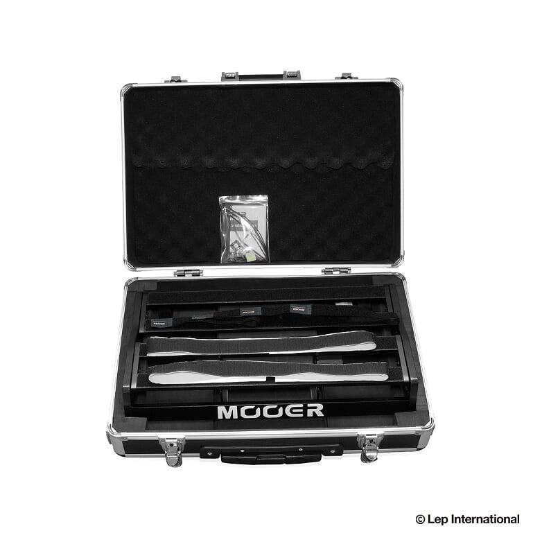 MOOER TF-16H Transform Series Pro Pedalboard Hard Case 新品 [ムーア][ペダルボード,エフェクターボード][Effector,エフェクター]