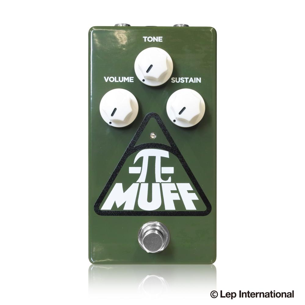 RYRA The Tri-Pi Muff 新品 ファズ[トライパイ][Big Muff,ビッグマフタイプ][Fuzz][Effector,エフェクター]