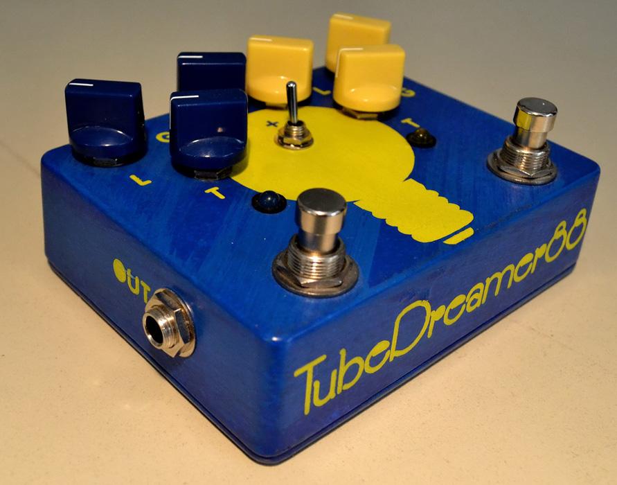 【ハンドメイド】JAM PEDALS Tube Dreamer 88 新品 ディストーション/オーバードライブ [ジャムペダル][チューブドリーマー88][Overdrive,Distortion][エフェクター,Effector]