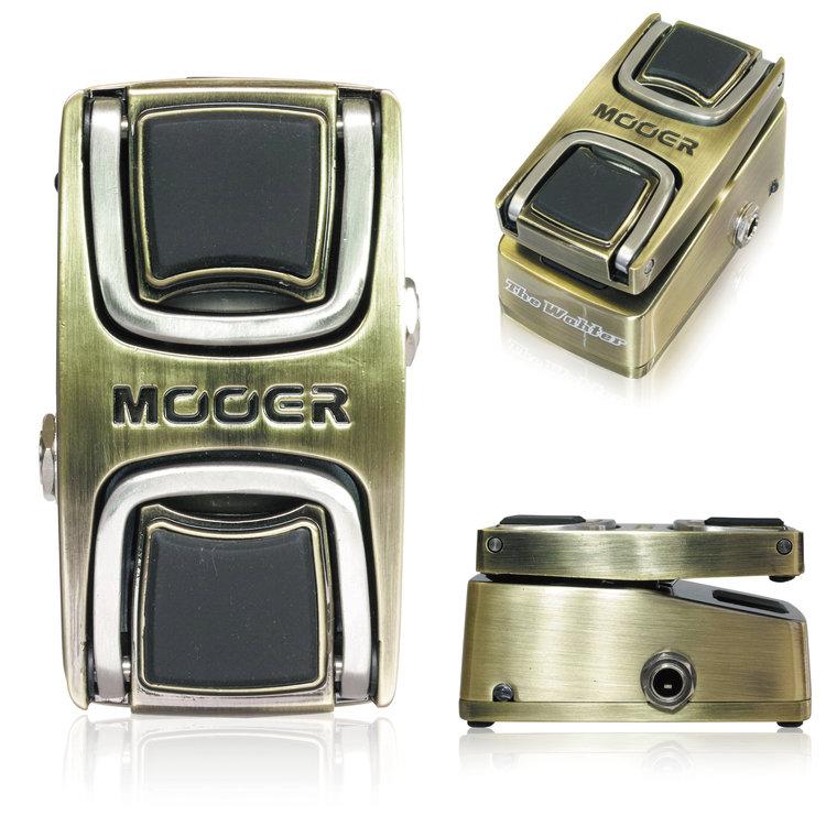 MOOER The Wahter 男女兼用 新品 ワウペダル ムーア ザワウター Pedal Effector Wah 大特価 エフェクター