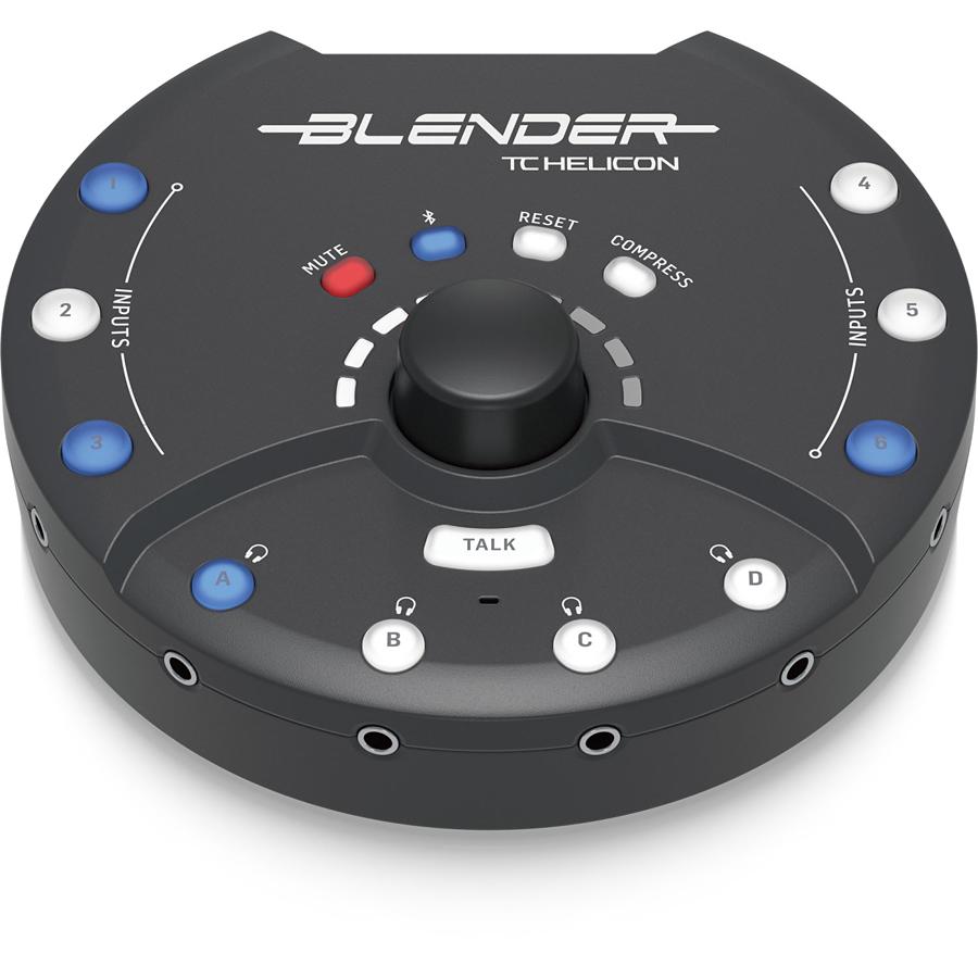 TC HELICON BLENDER 新品 マルチミキサー&オーディオインターフェイス[TC ヘリコン][Audio Interface]
