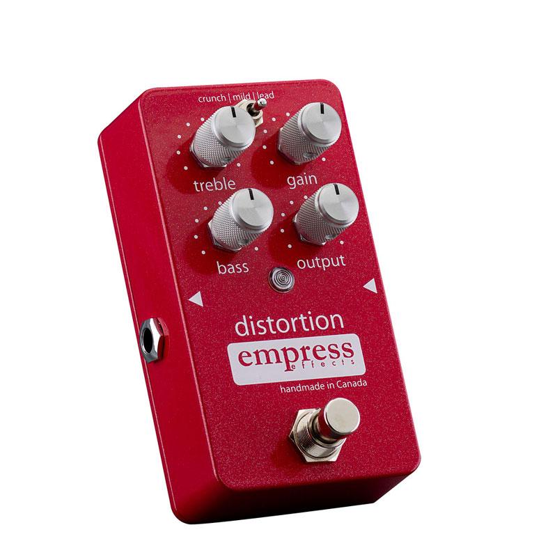Empress Effects Distortion 新品 ディストーション[エンプレスエフェクツ][Effector,エフェクター]