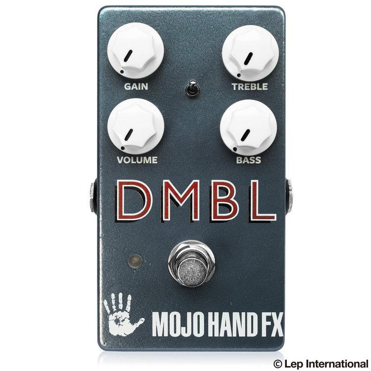 Mojo Hand FX DMBL 新品 オーバードライブ[モジョハンドエフェクツ][ダンブル系][Overdrive][Effector,エフェクター]