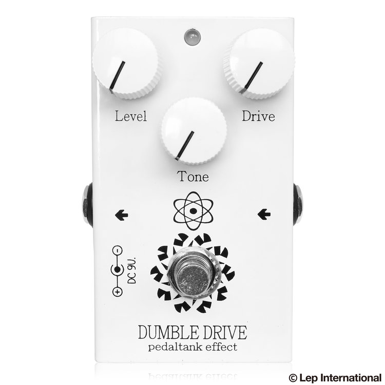 Pedal Tank Dumble Drive 新品 オーバードライブ[ペダルタンク][ダンブルドライブ][OverDrive][Effector,エフェクター]