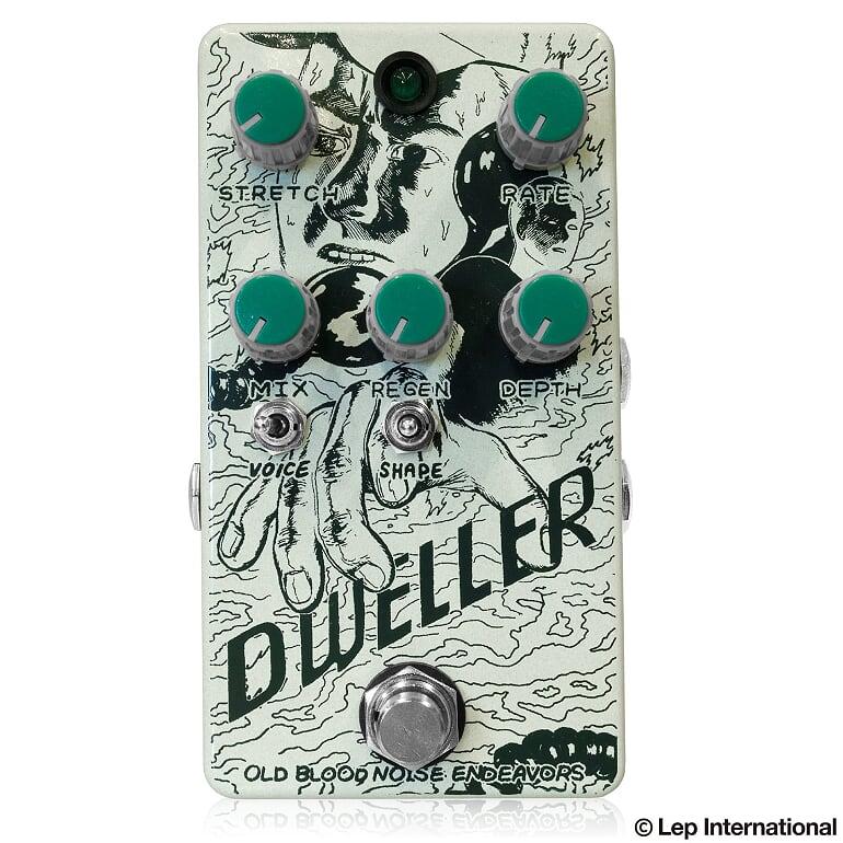 Old Blood Noise Endeavors Dweller Phase Repeater 新品 フェイザー[オールドブラッドノイズエンフェヴァース][ドゥウェラーフェイズリピーター][Phaser][Effector,エフェクター]