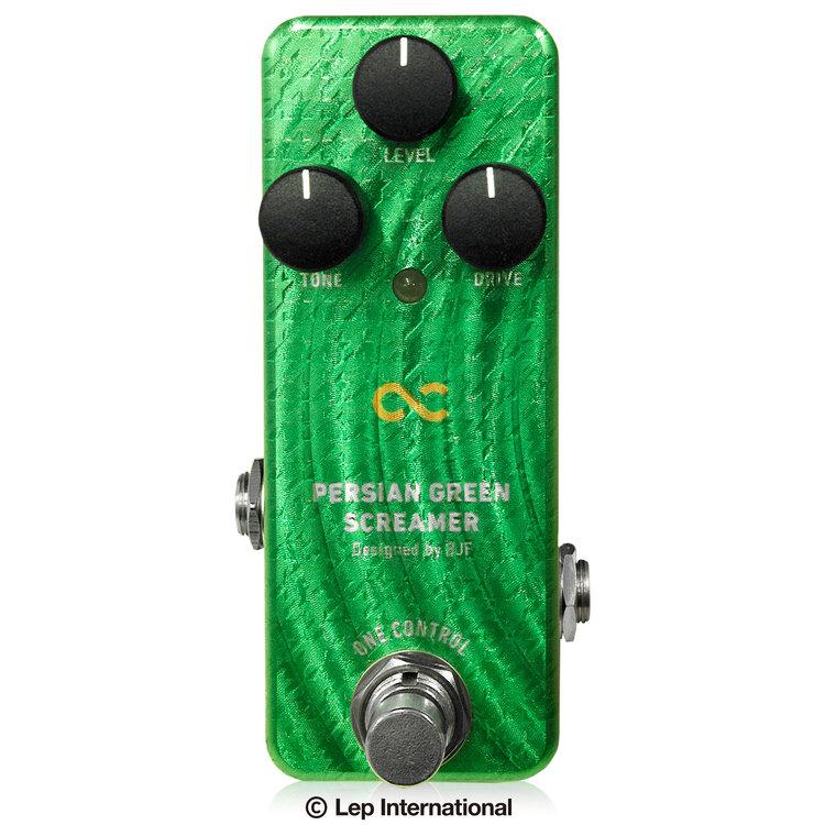 【超目玉枠】 One Green Screamer Control Persian Green Screamer Persian 新品 オーバードライブ[ワンコントロール][グリーンスクリーマー][TS系][Overdrive][Effector,エフェクター], 京橋千疋屋:7020538b --- hi-tech-automotive-repair.demosites.myshopmanager.com