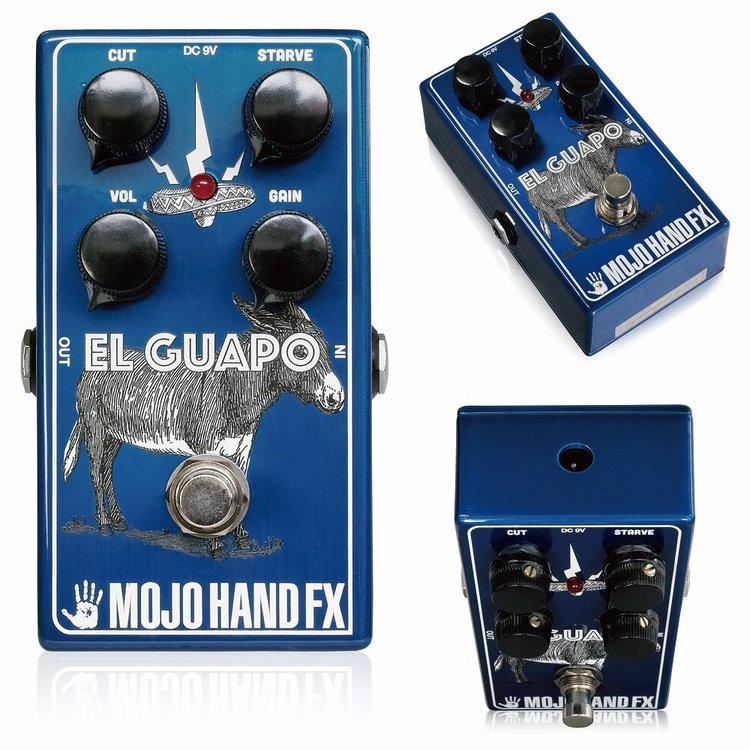 Mojo Hand FX El Guapo 新品 ファズ[モジョハンドエフェクツ][エルグアポ][Fuzz][Effector,エフェクター]