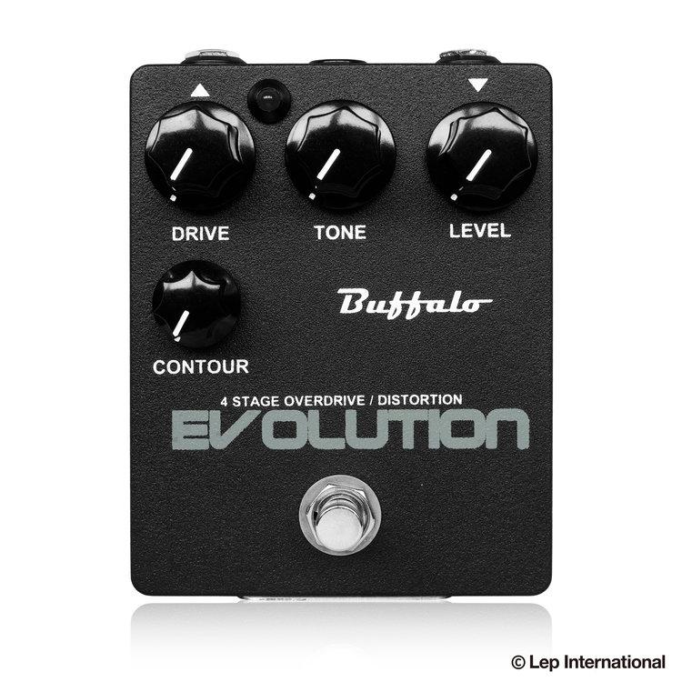 Buffalo FX Evolution 新品 オーバードライブ[バッファローエフェクツ][エボリューション][Overdrive][Effector,エフェクター]