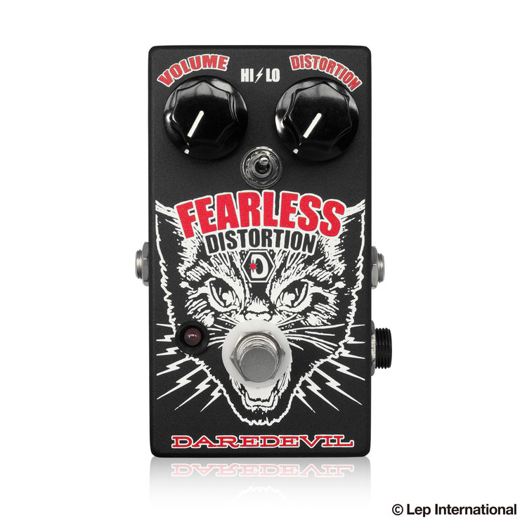 Daredevil Pedals Fearless Distortion 新品 ディストーション[デアデビルペダルズ ][フィアレスディストーション][Distortion][Effector,エフェクター]