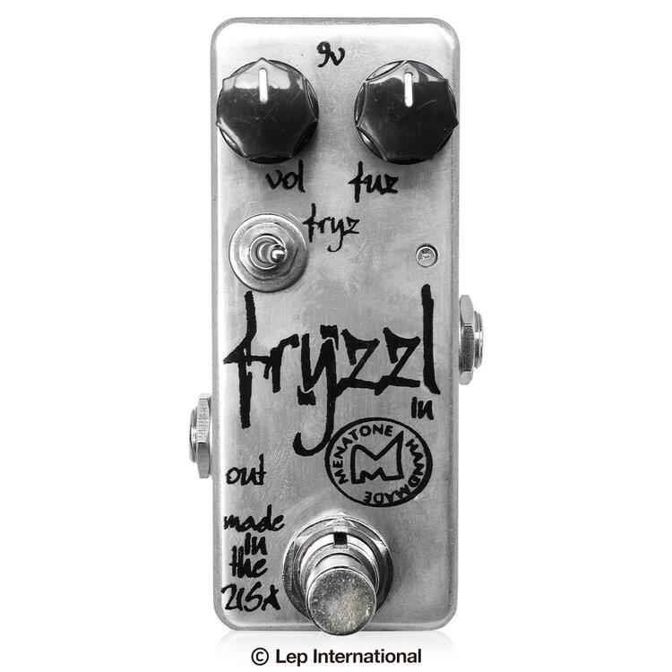 Menatone Fryzzl Fuzz Mini 新品 ファズ [メナトーン][フリズルファズ][Effector,エフェクター]