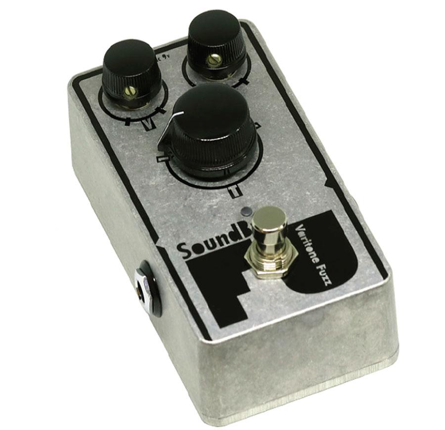 Sound Brut FU 新品 シリコンファズ[サウンドブリュット][Fuzz][Effector,エフェクター]