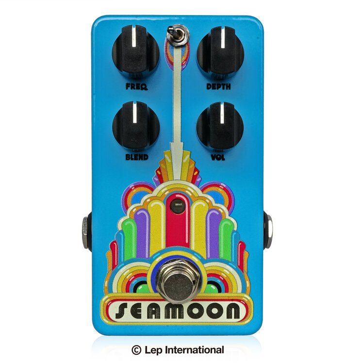 Seamoon Fx / Seamoon Funk Machine V2 新品 オートワウエンベローブフィルター [シームーンエフエックス][シームーンファンクマシン][Auto Wah,Envelope Filter][Effector,エフェクター]