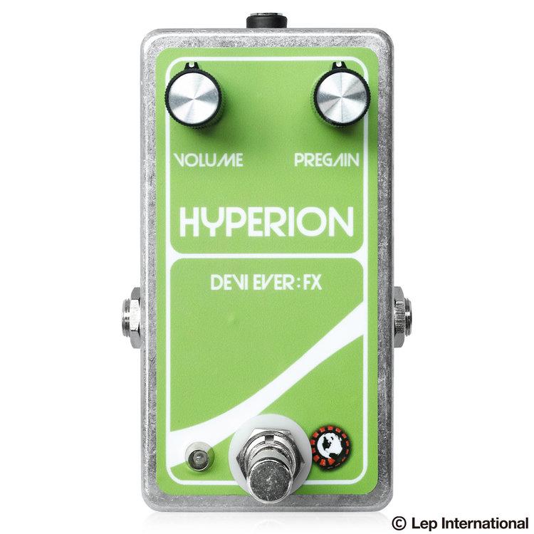 Devi Ever Hyperion 新品 ファズ[デビエバー][ハイペリオン][Fuzz][Effector,エフェクター]