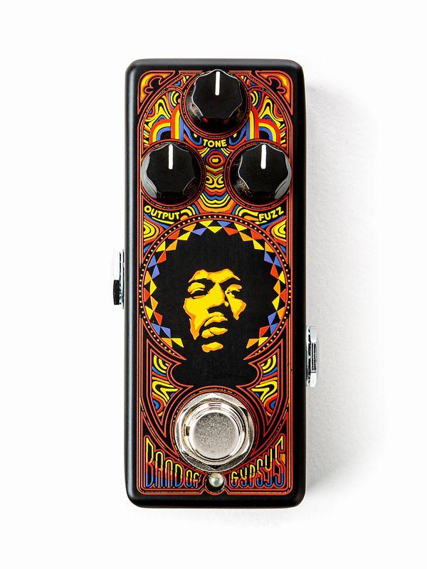 MXR Authentic Hendrix '69 Psych Series JHW4 GYPSYS FUZZ 新品[ジプシーズファズ][Jimi Hendrix,ジミ・ヘンドリックス,ジミヘン][Effector,エフェクター]