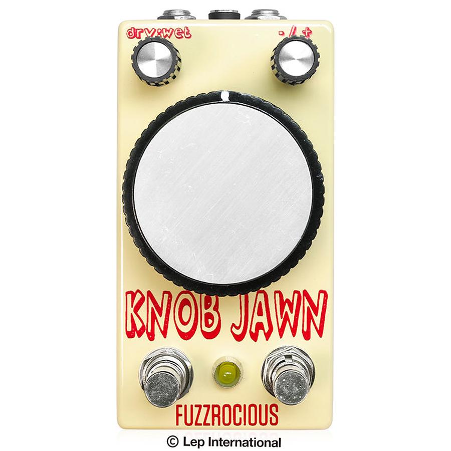 Fuzzrocious Pedals KNOB JAWN 新品 オクターバー[ファズロシャスペダルズ][ノブジョーン][Octave][Effector,エフェクター]