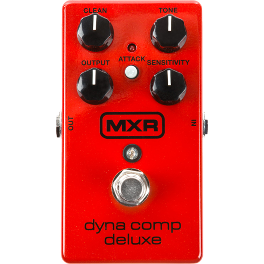 MXR M228 DYNA COMP DELUXE 新品 コンプレッサー[ダイナコンプ][Compressor][デラックス][エフェクター,Effector]_cde