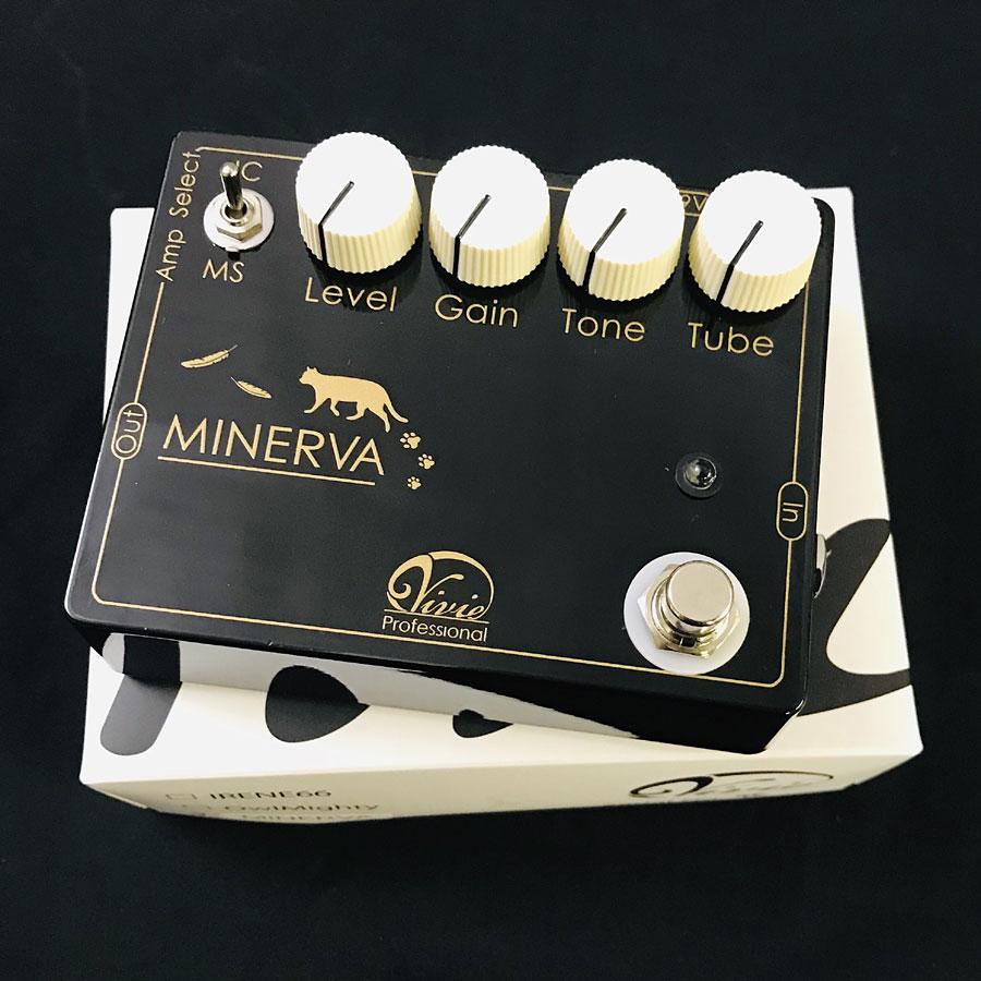 Vivie MINERVA OverDrive 新品 [ヴィヴィエ][ミネルヴァ][オーバードライブ][Effector,エフェクター]